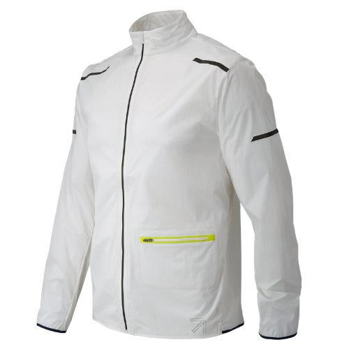 New Balance : J.Crew Precision Run Jacket : Men's Apparel Outlet : MJ71250WT