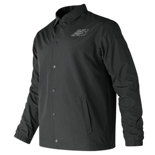 New Balance : Classic Coaches Jacket : Men's Casual : MJ71529BK