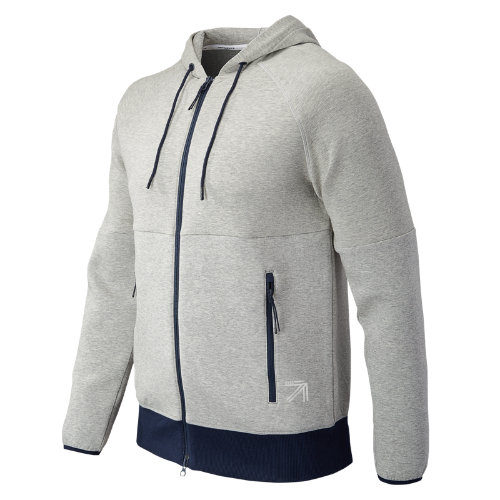 New Balance : J.Crew Sport Style Full Zip : Men's Apparel Outlet : MJ71589AG