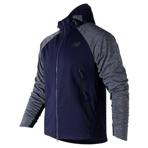 New Balance NB Heat Hybrid Jacket Boy's All Clothing - MJ73005PGM