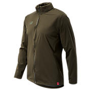 Elite Tech Training Rain Jacket, Military Dark Triumph Green