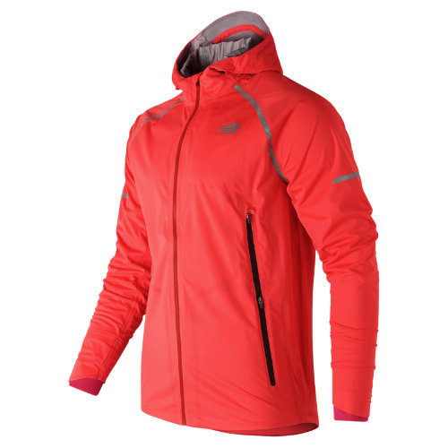 New Balance All Weather Jacket Boy's All Clothing - MJ73213ENR