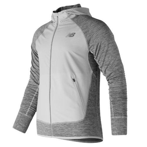 New Balance NB Heat Run Jacket Boy's All Clothing - MJ73256AFH