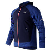 NB Heat Run Jacket, Team Royal