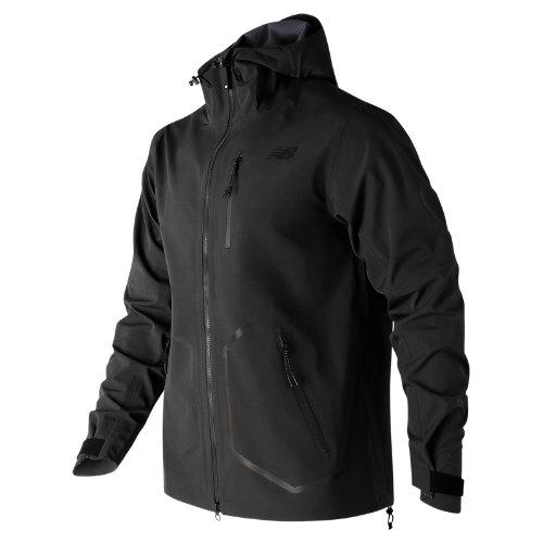 New Balance 247 Luxe Jacket Boy's All Clothing - MJ73545BK