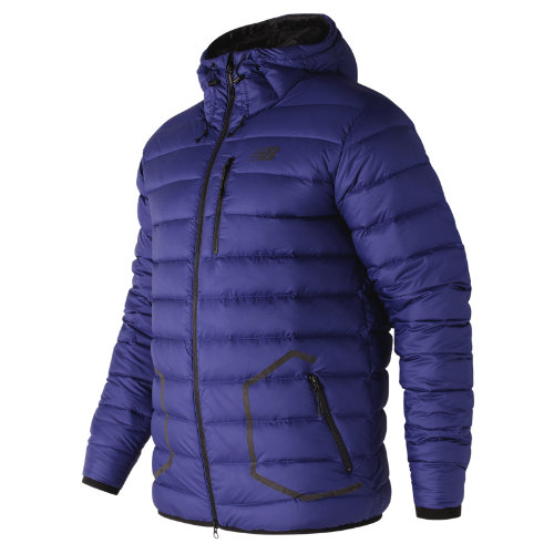 New Balance 247 Luxe Down Jacket Boy's All Clothing - MJ73548TMP