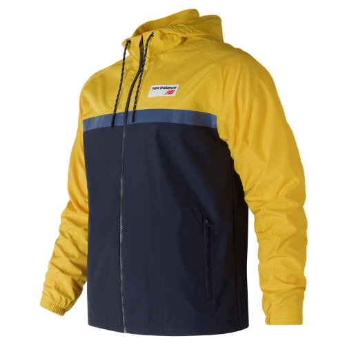New Balance NB Athletics 78 Jacket Boy's All Clothing - MJ73557AYL