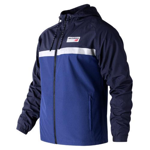 New Balance NB Athletics 78 Jacket Boy's All Clothing - MJ73557PGM