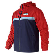 NB Athletics 78 Jacket, Red Pepper