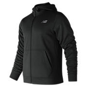 NB CoreFleece Full Zip Hoodie, Black