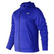 NB CoreFleece Full Zip Hoodie, Team Royal