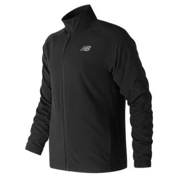 Men's Tenacity Woven Jacket, Black