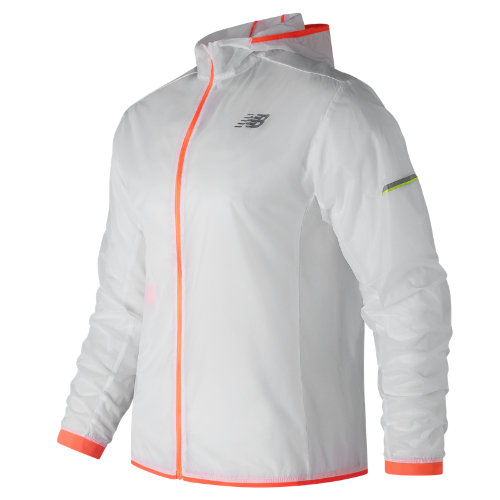 New Balance Ultra Light Packable Jacket Boy's Performance - MJ81240WT