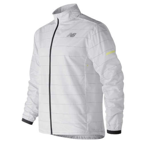 New Balance Reflective Packable Jacket Boy's Performance - MJ81242ARF