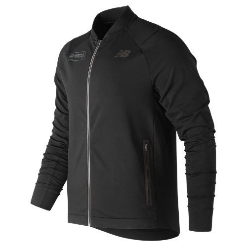 New Balance London Edition Q Speed Jacket Boy's Jackets & Hoodies - MJ81248DBK