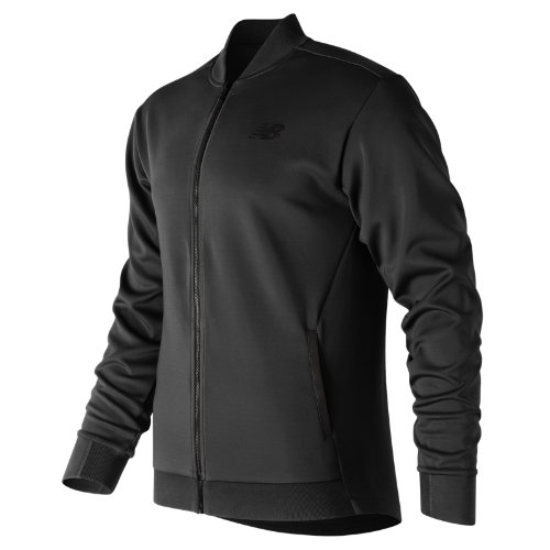 New Balance 247 Sport Track Jacket Boy's Casual - MJ81505BK
