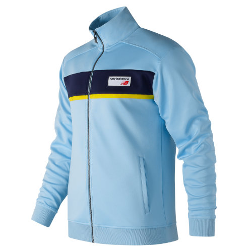 New Balance NB Athletics Track Jacket Boy's Casual - MJ81551CLS