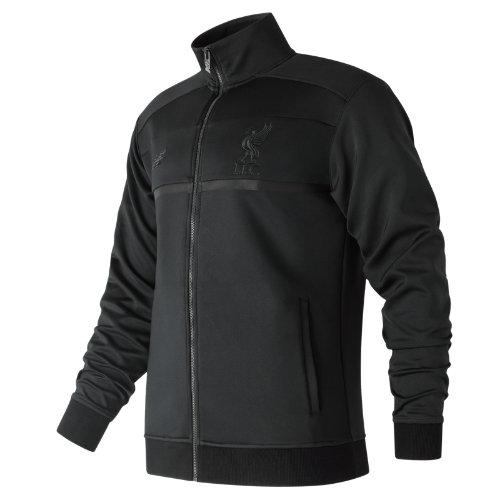New Balance Pitch Black Track Jacket Boy's Casual - MJ81581BK
