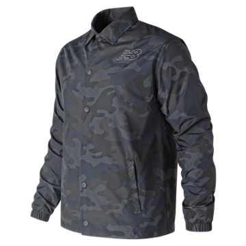 Classic Coaches Jacket , Black Multi