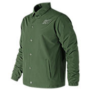 Classic Coaches Jacket , Covert Green