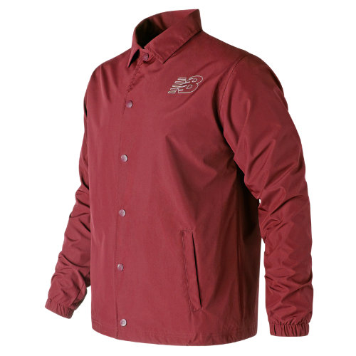 New Balance Classic Coaches Jacket Boy's Performance - MJ81590NBS