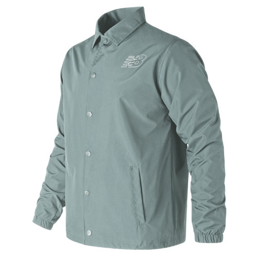 New Balance Classic Coaches Jacket Boy's Performance - MJ81590SLA