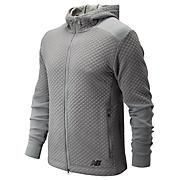 HEAT LOFT Full Zip Hoodie, Athletic Grey