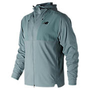 Max Intensity Jacket, Smoke with Blue