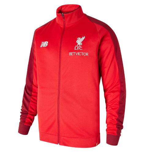 New Balance Liverpool FC Elite Training Presentation Jacket Boy's 2018/19 Elite Training - MJ831037RCR