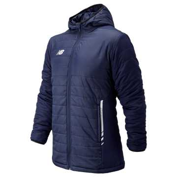 Men's Core Training Stadium Jacket, Navy