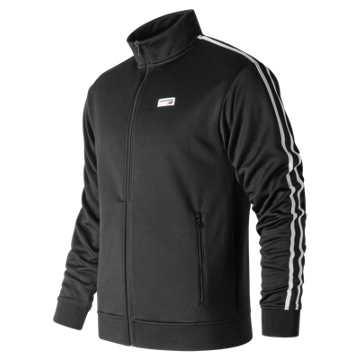 Men's NB Athletics Track Jacket , Black