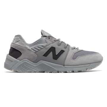 New Balance 009 Reflective, Steel