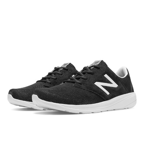 1320 New Balance Men's Sport Style Shoes - Black, White (ML1320BK)