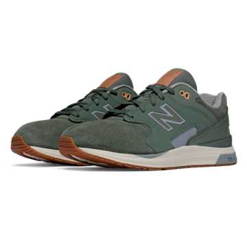 New Balance 1550 REVlite Suede, Slate Green