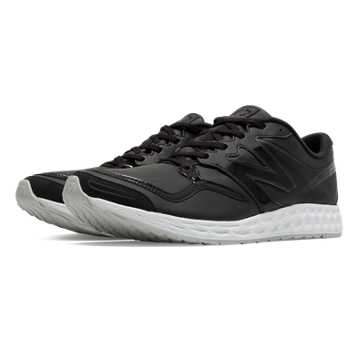 New Balance Fresh Foam Zante Leather, Black