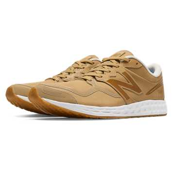 New Balance Fresh Foam Zante Leather, Tan