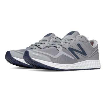 New Balance Fresh Foam Zante, Grey with Navy