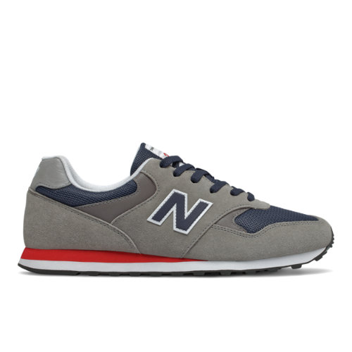 Mens New Balance 393 - Marblehead/NB Navy, Marblehead/NB Navy