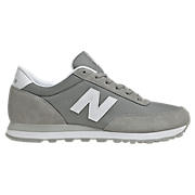 Ballistic 501, Grey with White
