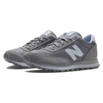 New Balance 501 Ballistic, Grey with White