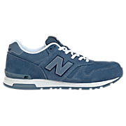 New Balance 565, Blue with Grey