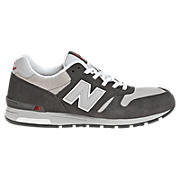 New Balance 565, Dark Grey with Grey