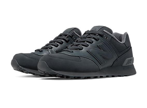 new balance 574 toute noir