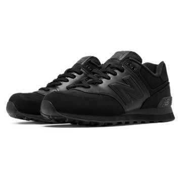 New Balance 574 Chroma, Black