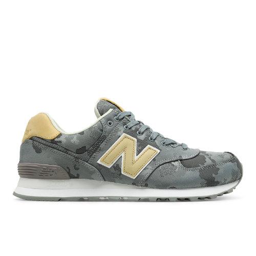 New Balance : 574 Camo : Men's Footwear Outlet : ML574CMA