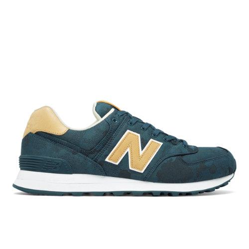 New Balance : 574 Camo : Men's Footwear Outlet : ML574CMB
