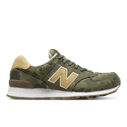 New Balance : 574 Camo : Men's Footwear Outlet : ML574CMC
