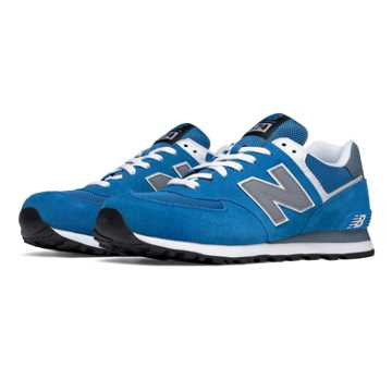 New Balance 574 New Balance, Sonar with Navy & Grey