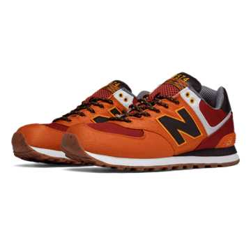 New Balance 574 Weekend Expedition, Spice Market with Clay & Bark