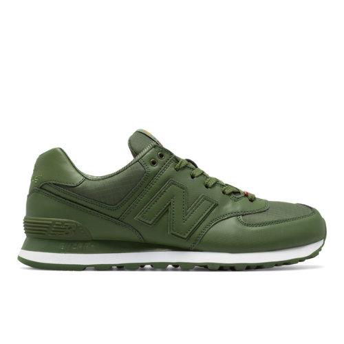574 Flight Jacket Men's 574 Shoes - Green (ML574FJG) ML574FJG